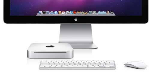 Apple Mac mini computer (2010 version)