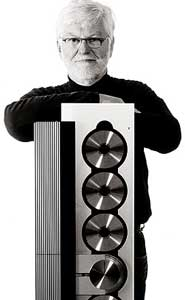 David Lewis and the Bang & Olufsen BeoSound 9000