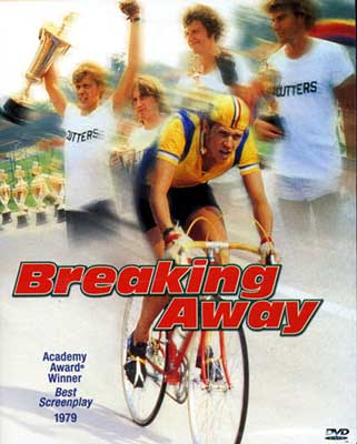 Breaking Away, 1979 film, DVD release