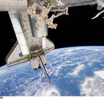 Pictures taken with Nikon D3S digital SLR camera on International Space Station