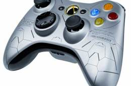 Xbox 360 Limited Edition Halo Reach controller