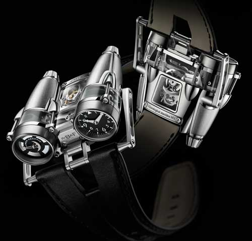 MB&F HM4 Thunderbolt watch