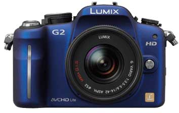 Panasonic Lumix DMC-G2 digital camera