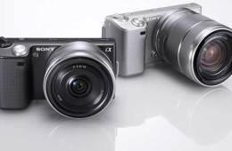 Sony NEX-5 digital camera