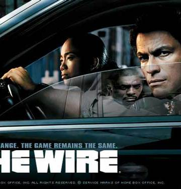 The Wire, HBO, on DVD