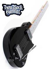 You Rock Guitar, game controller for Wii, Xbox 360 and PlayStation 3, real guitar