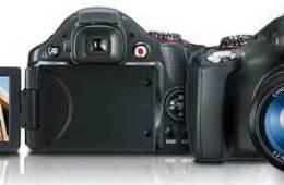 Canon Powershot SX30 digital camera