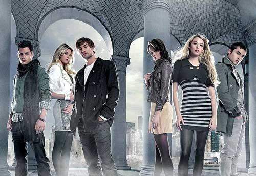 Gossip Girl cast shot