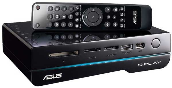 ASUS O!Play HD2 multimedia centre