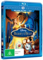 Beauty & The Beast Blu-ray box