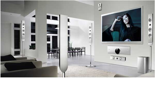 Samsung HT-C9950W home theatre system