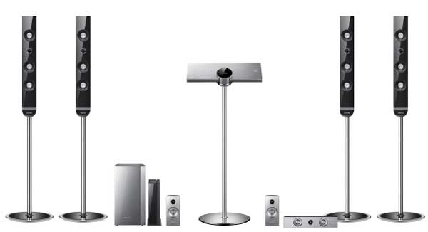Samsung HT-C9950W home theatre system