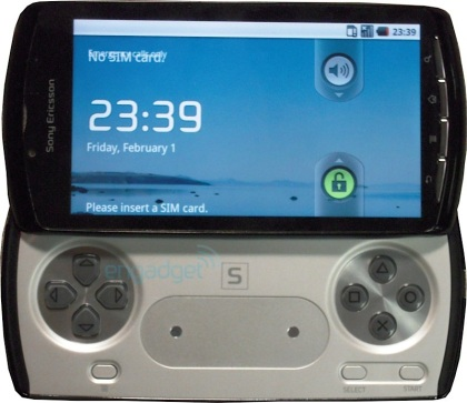 Sony PlayStation phone