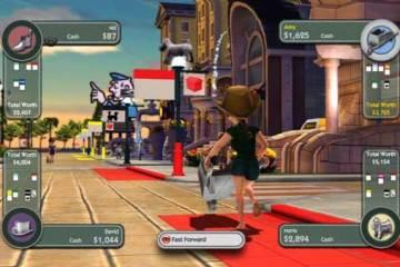 Monopoly Streets screenshot