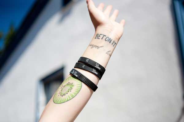 Photojojo lens bracelets