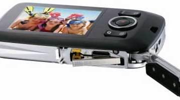 GE DV1 camcorder