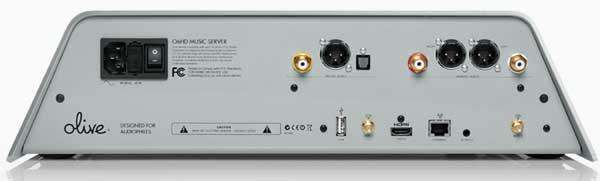 Olive O6HD Music Server