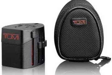 Tumi Electric Adaptor