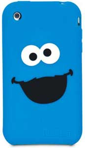 iSound Sesame Street iPhone and iPod Touch case