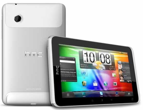HTC Flyer tablet computer