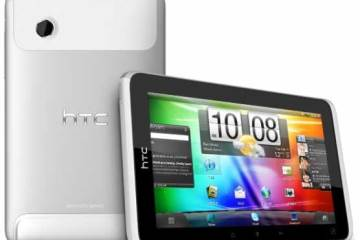 HTC Flyer tablet computer