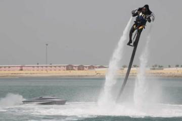 Jetlev Flyer, Jetlev Jetpack, Jetlev personal flight machine