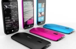 Nokia concept Windows 7 phones