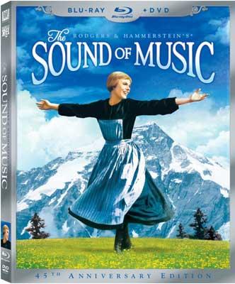 The Sound of Music, Blu-ray box shot
