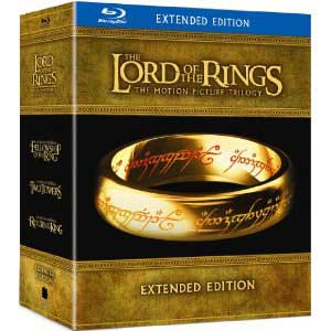 The Lord of the Rings: Extended Edition - boxshot
