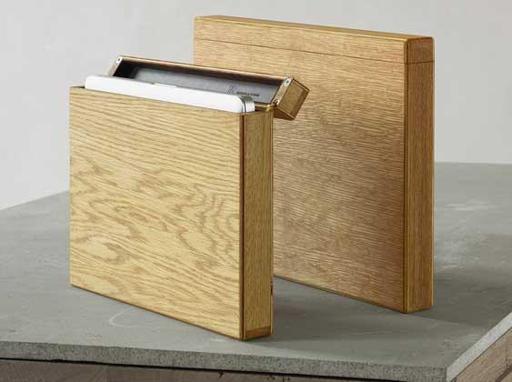 Rainer Spehl Wooden MacBook Pro cases
