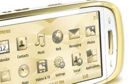 Nokia Oro, light colour