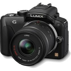 Panasonic Lumix DMC-G3 - black