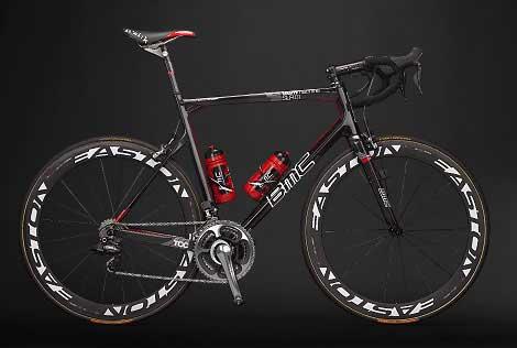 BMC teammachine SLR01 bicycle, for the 2011 Tour de France