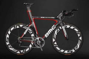 BMC timemachine TT01 bicycle, for time trial racing