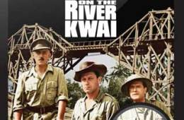 Bridge on the River Kwai, Blu-ray cover