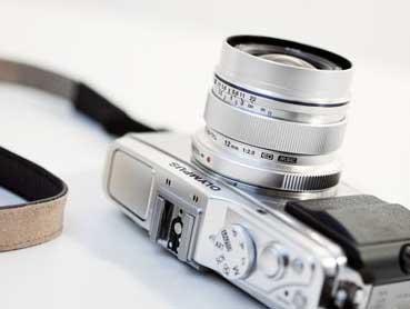 Olympus PEN E-P3 digital camera
