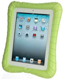 M-Edge SuperShell iPad case, front