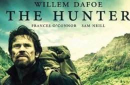 The Hunter film poster