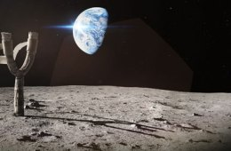 Angry Birds Space, moon image