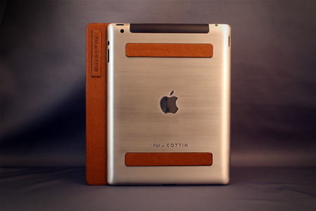 Cottin iPad modification - vieilargent