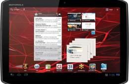 Motorola Xoom 2, front