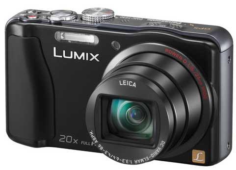 Panasonic's 2012 TZ-series travellers' cameras