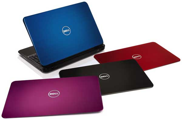 Dell Inspiron 15R laptop computer