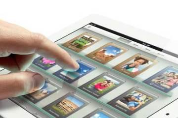 new Apple iPad 2012