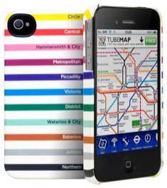 Cygnett Day Lines iPhone 4S case