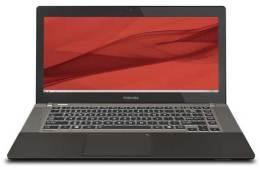 Toshiba Satellite U840W Ultrabook computer, front