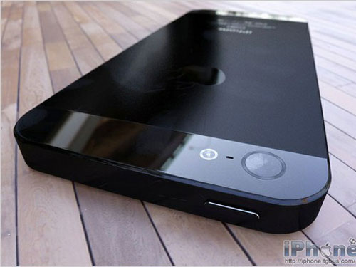 iPhone 5 leak? June 2012, front of phone