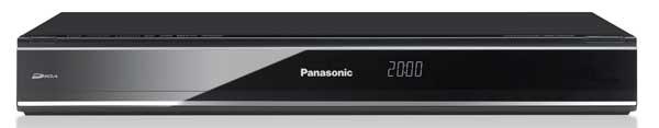 Panasonic DMR-HW220 front