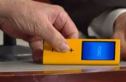 Neil Young's Pono music player, high definition sound
