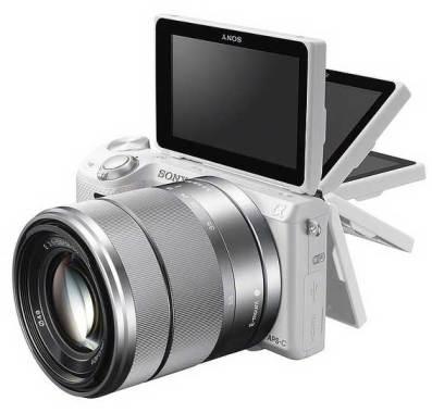 Sony-NEX5R-flip-screen